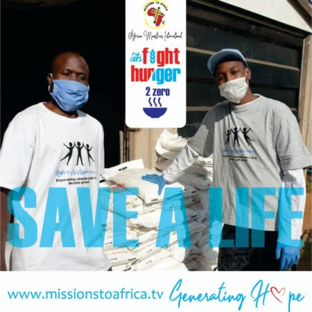 missions to Africa