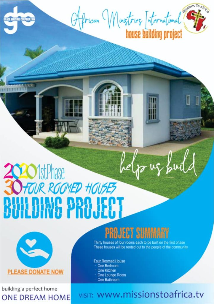 Donate to the building project