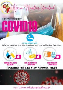 COVID-19 Corona virus assistance