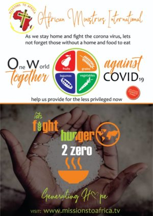 Fight for hunger in Africa